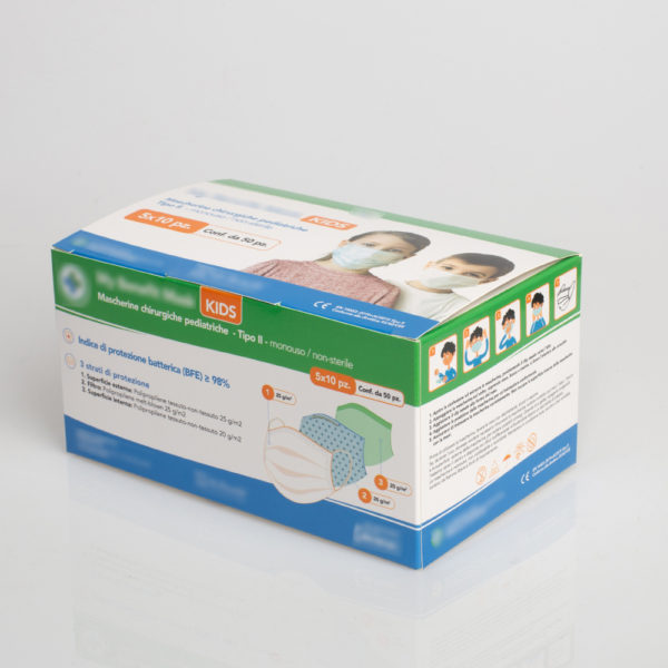 3 ply disposable face mask for kid's-6