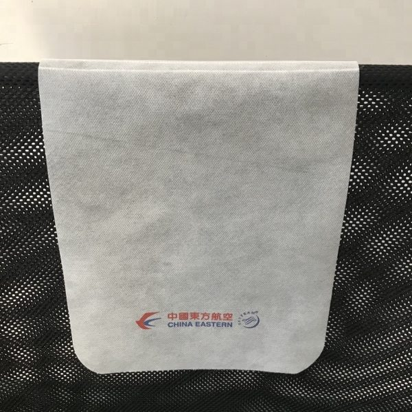disposable airline headrest cover-3