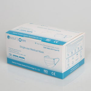 surgical face mask 3ply-3