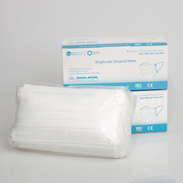 surgical mask 3ply-6