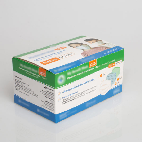 surgical mask disposable tie-2